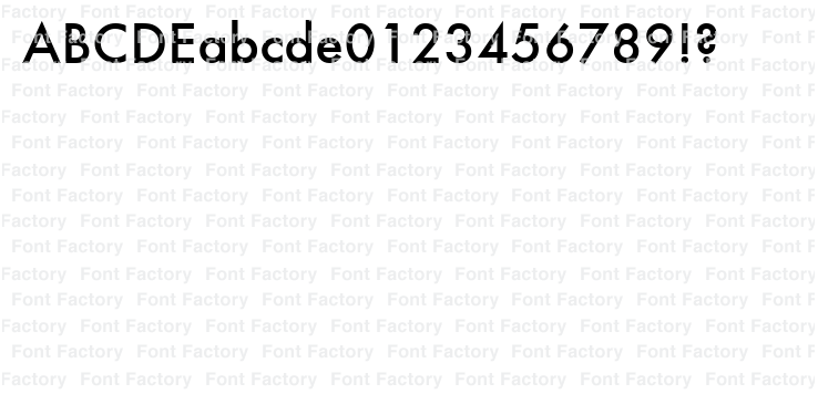 Futura Medium | 和文・欧文・デザイン書体のダウンロード販売|フォント