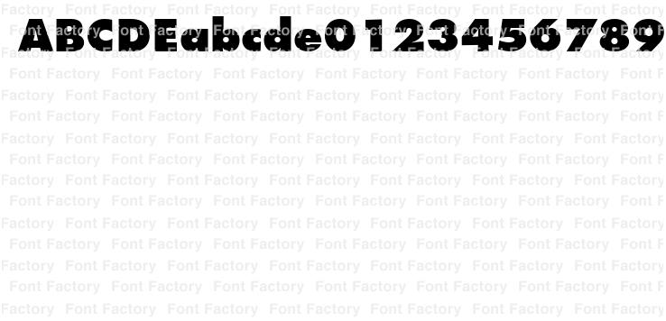 Futura Extra Bold | 和文・欧文・デザイン書体のダウンロード販売